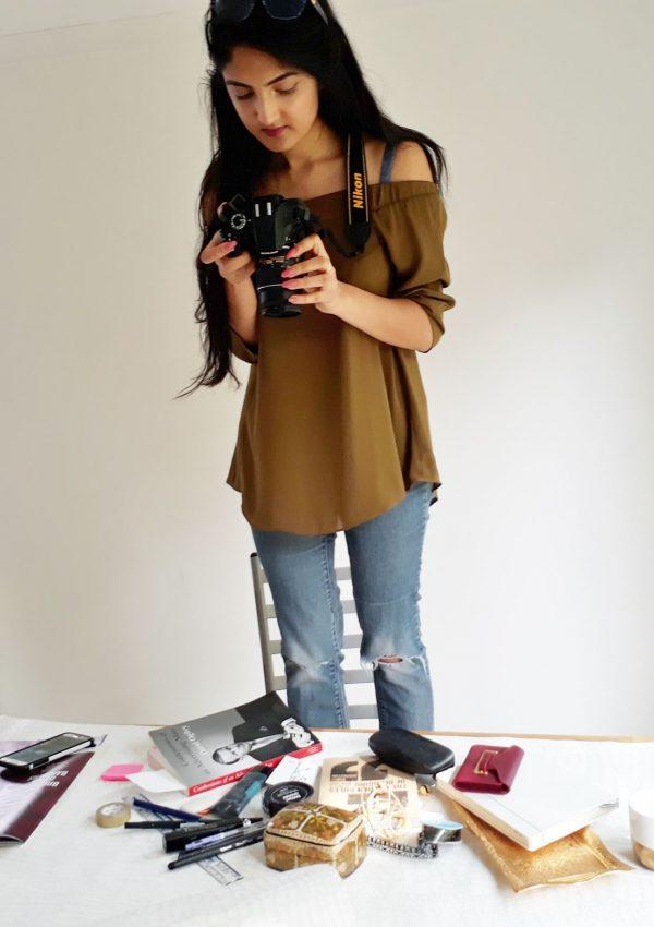 A Blogger's Instagram Process Part 1: How I Shoot