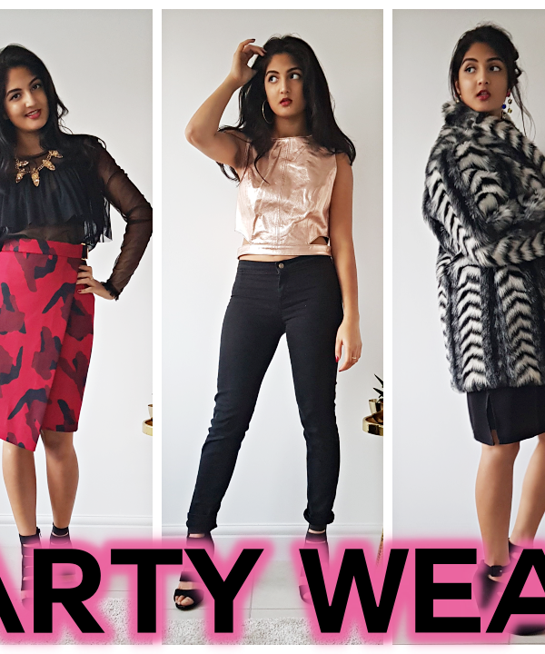 The Partywear Lookbook: 7 Outfit Ideas For The Season of Celebration