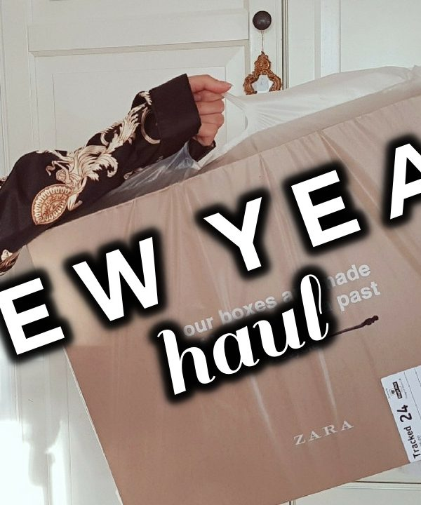 January Sales Haul: TK Maxx, Zara, Mango & M&S